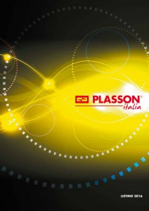 PLASSON---listino-2016-1